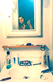 Melanie Grizzel | me/bathroom | NYC, NY