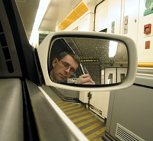 Andy Mac | Eurotunnel | Somewhere between England and France under the sea