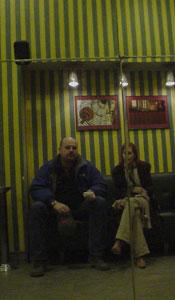 Roland Peschetz | In the Cinema | Vienna, Austria