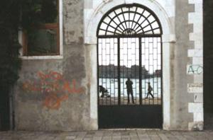 Neil Davidson | NO GLOBAL | Venice, Italy