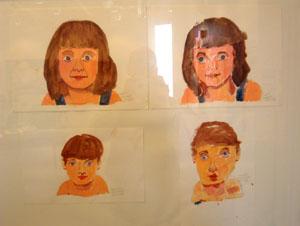 Allan O'Marra | Art Lesson | Etobicoke, Ontario, Canada