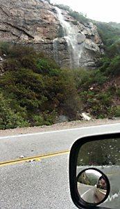 Don Williams | Falling Water | Schueren Road, Malibu, California, USA