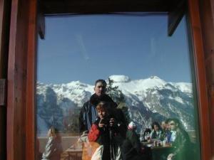 Szilvia B�di | Alps | Folgarida, Italy