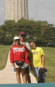 Edward | Perry Peace Memorial | South Bass Island, Lake Erie (Ohio)