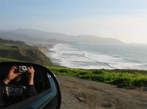 Alex Hruzewicz | California Coastline | near San Bruno, CA