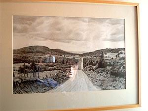 Allan O'Marra | Maxwell Settlement Vista and Me | Toronto