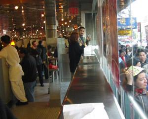 Farid Ali | Canal Street Sticky Buns | Chinatown, New York