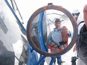 Pyton   helicopter mirror   Kaukas