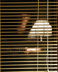 Michael Rowland | blinds man | Watertown, Tennessee