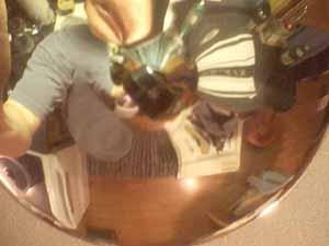 Patrick Warner | After Hours Pan Lid Cyclops | Leominster, Massachusetts