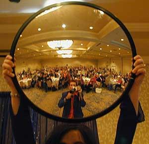 Halcyon Styn | SXSW Web Awards 2003 | Austin Texas, SXSW