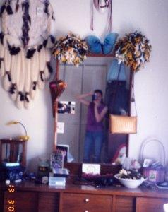 Alisha Hime | Messy Dresser | Barksdale AFB, Louisiana