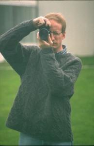 Sean Carman | Self-Portrait | Seattle, Washington