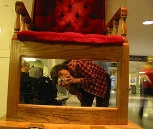 Rachel | shoe shine//shine mirror | Tulsa, Oklahoma
