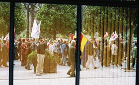 Balthusar Alvarez | No War on Iraq- 12 | Oviedo -where else!-Northern Spain