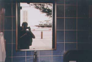 Alan | Roma Street Toilet | Brisbane, Australia