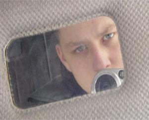 Marcin Szambelan | in car | Warsaw, Poland