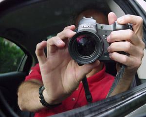 Joel Schilling | Sideview Mirror #2 | Amherst, MA