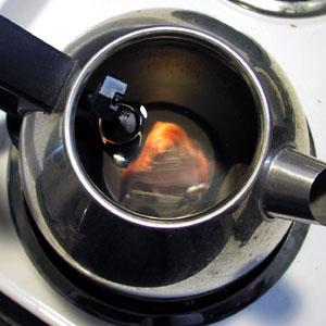 bucky | morning tea | mass.
