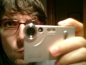 Javi Caparros | Me & my new camera | Barcelona, Spain