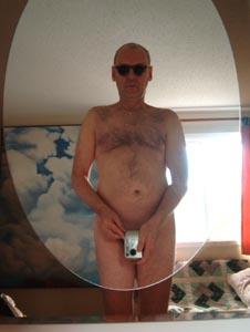 Allan O'Marra | Self-portrait With Sunglasses | Ajax, Ontario