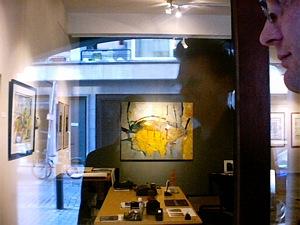 Morgaine LeFaye | The artgallery part 2 | Antwerp, Belgium