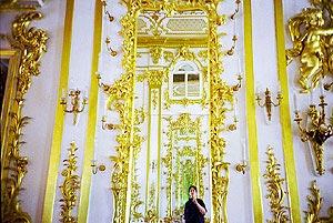 kiri | In the eyes of opulence at Peterhof | Peterhof Palace, St. Petersburg Russia
