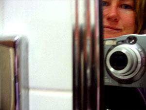 Danielle Warby | The Bathroom Mirror | Erskineville, Sydney, Australia