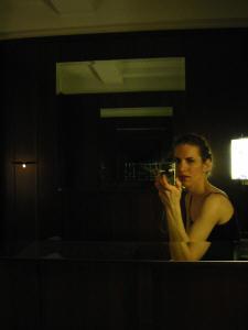 Kristy Arter | Hudson Hotel Mirror | Manhattan