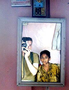 Kunal K | Petits narcisses | Somewhere in the old Nashik
