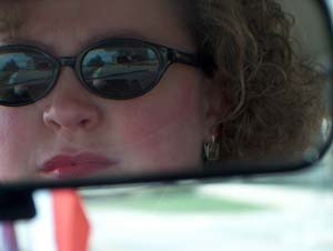 Donna Hansen | rearview mirror | Grand Rapids, MI
