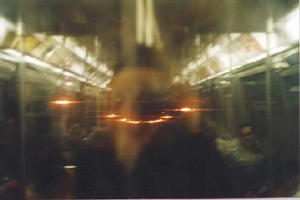 Sarrah | tunnelreflect | Somewhere under Manhattan