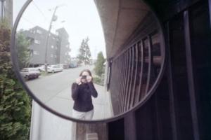 Kathleen VanDerAa | Circle Mirror | Seattle, Wa