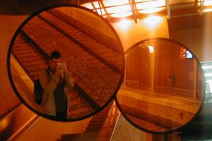 Alberto Bastos | Stereo Mirror | Sabadell, Spain.