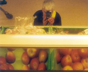Judith Acand | Apples are not the only Fruit | Waitrose supermarket, Bristol UK