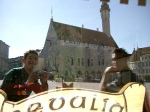 Beat | Tallinn, town square | Tallinn, Estonia