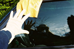 Balthusar Alvarez | Car wash | La Fontanitera, San Claudio, Oviedo, Spain