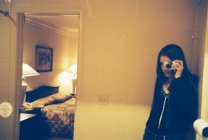 Andrea Warren | Self-Portrait | Las Vegas