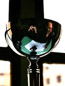 Balthusar Alvarez | Trophy | Oviedo , northern Spain