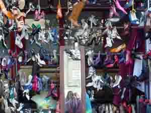 Jane Monelly | Portobello shoes | London