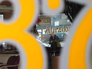 liane | inside alfredo's barbershop | vancouver
