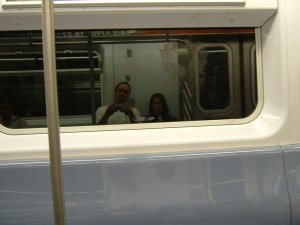 Luke Gattuso | Tourists | The 6 headed downtown, NYC