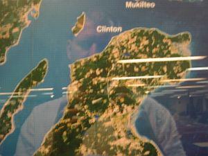 David   ferry map   Washington State