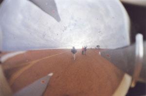 Craig Oz | Propeller at Coober Pedy, Australia | Coober Pedy airstrip, central South Australia