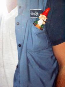 John Carleton | gnome in my pocket | somewhere in davis, ca