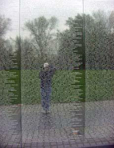 Jen | Memorial Mirror | Washington , DC
