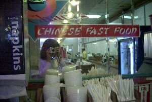Cynthia | Mr.Chau's Chinese Fast Food | First Street, San Jose, California