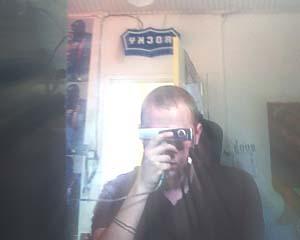 Maarten   new haircut   Tilburg, Holland