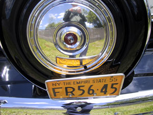 steph carley | Mirrored wheel