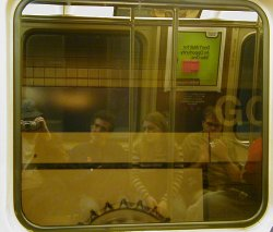 Adam Gaffin | On the Blue Line | Government Center stop, Blue Line, Boston